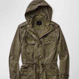 Aritzia Talula military style jacket